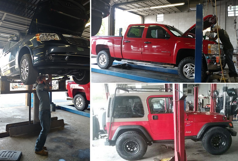 Oil Change Reidsville, NC