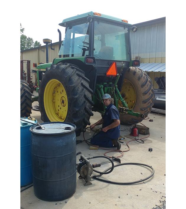 Farm Tires Reidsville NC, Eden NC, Browns Summit NC   Gunn